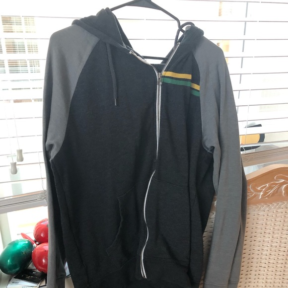 Mossimo Supply Co. Other - Mossimo Zip Up Hoodie - men's size Large